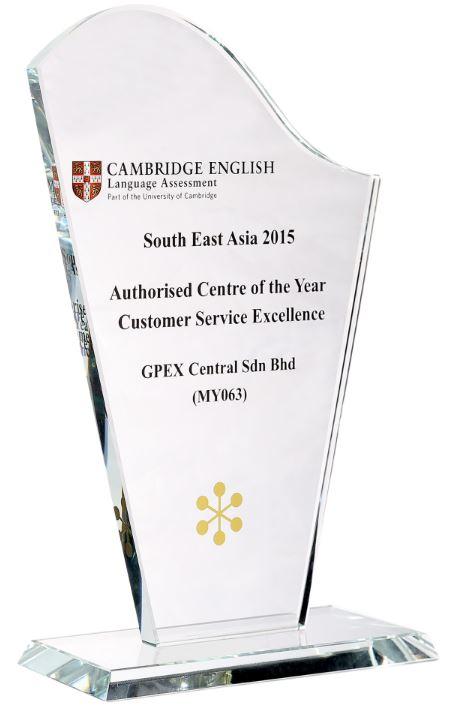GPEX Award
